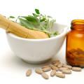 natural medicine still life